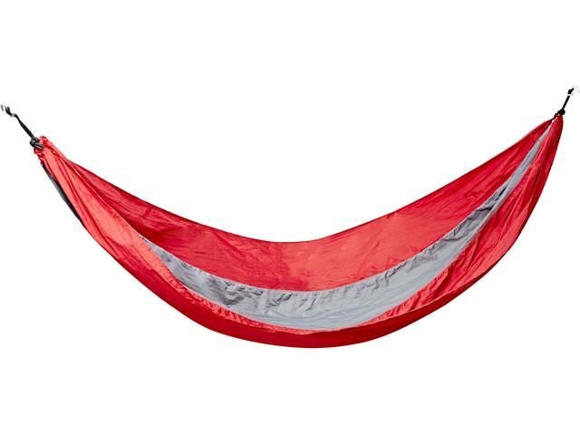CAMPZ Riippumatto Nailon Ultrakevyt, red